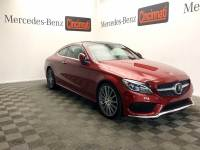 Pre-Owned 2017 Mercedes-Benz C 300 Coupe C-Class