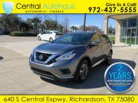 2017 Nissan Murano FWD 4dr SV
