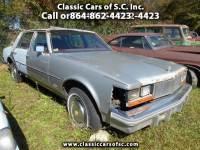 1977 Cadillac Seville 4-Door