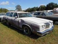 1977 Oldsmobile Custom Cruiser wagon