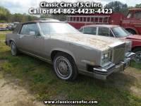 1984 Cadillac Eldorado Sedan