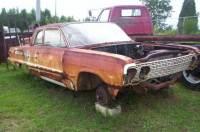 1963 Chevrolet Bel Air 2-DoorSedan