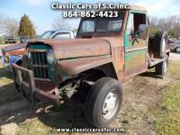 1960 Willys Pick up