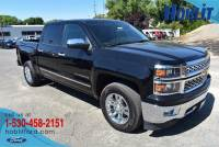 2014 Chevrolet Silverado 1500 LTZ Crew Cab Short Bed w/ Leather