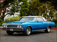 1967 Chevrolet Chevelle Convertible SS Clone