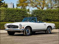 1969 Mercedes-Benz 280SL 4 Speed