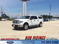 2014 Ford F-150 XLT Truck SuperCrew Cab in Taylorville, IL
