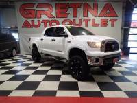 2012 Toyota Tundra LIFTED UP CREWMAX 5.7L V8 4X4 NEW WHEELS/TIRES!