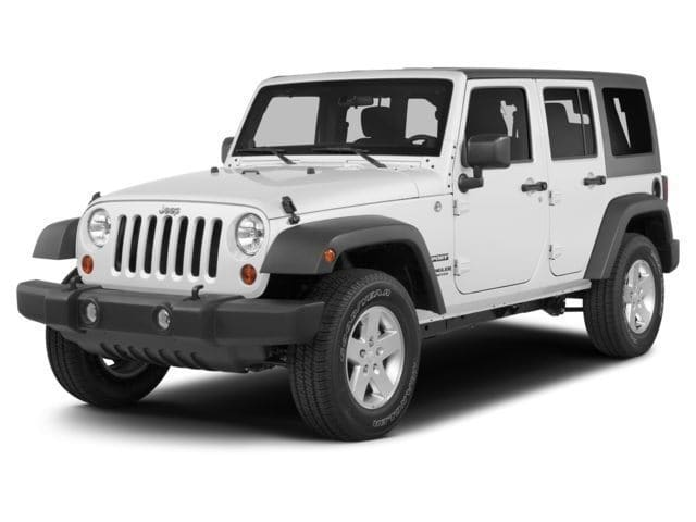 Photo Pre-Owned 2014 Jeep Wrangler Unlimited Sport RHD 4x4 SUV 4x4 Fort Wayne, IN