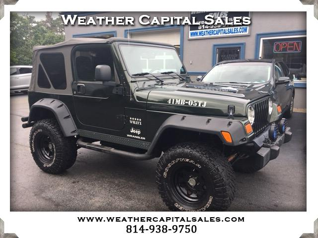 Photo 2005 Jeep Wrangler X