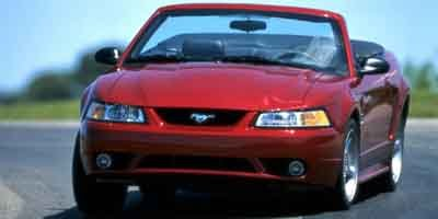 Photo Pre-Owned 2001 Ford Mustang SVT Cobra RWD Convertible