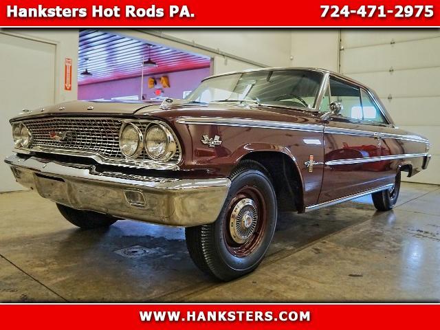 Photo 1963 Ford Galaxie 500XL R-Code