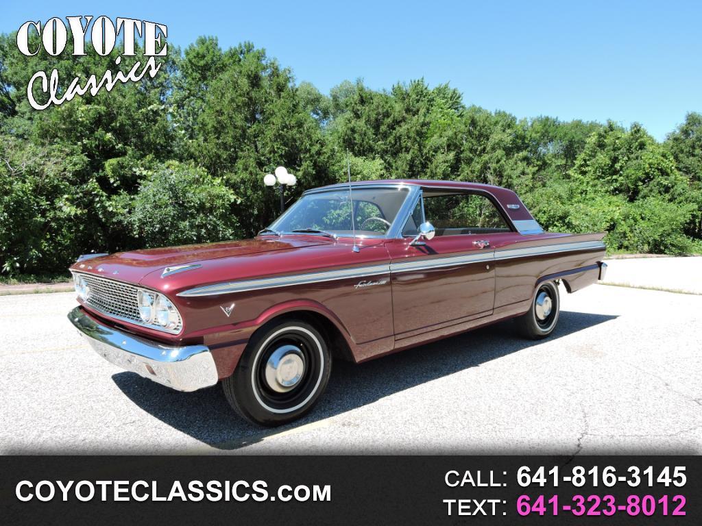 Photo 1963 Ford Fairlane 500
