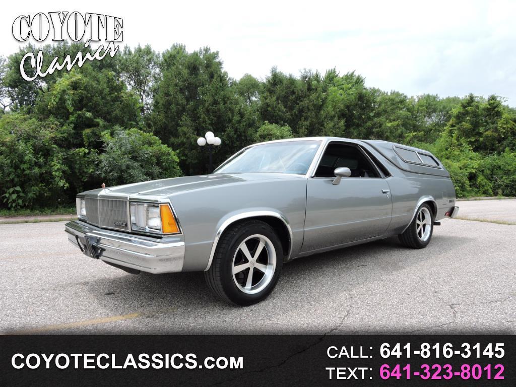 Photo 1980 Chevrolet El Camino