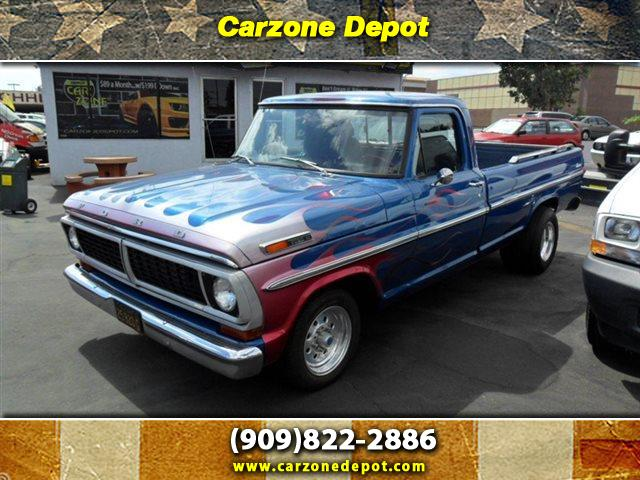 Photo 1970 Ford F-100 Custom Truck