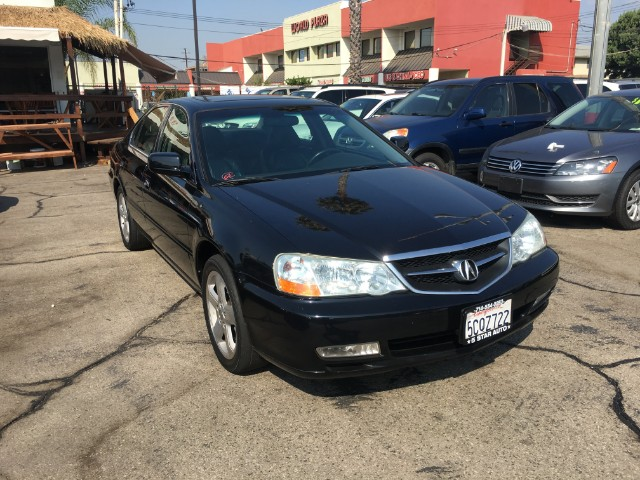 Photo 2003 Acura TL 3.2 Type-S