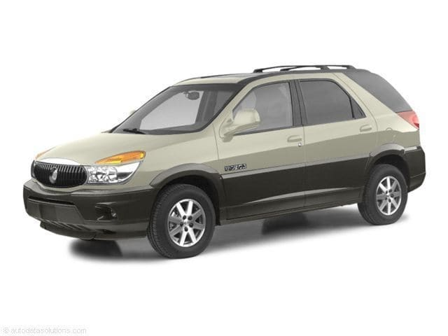 Photo Pre-Owned 2003 Buick Rendezvous SUV Front-wheel Drive in Brandon MS