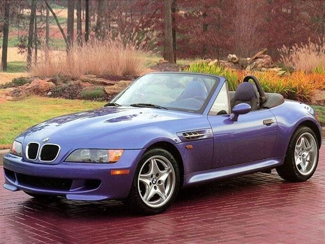 Photo 1998 BMW M Convertible