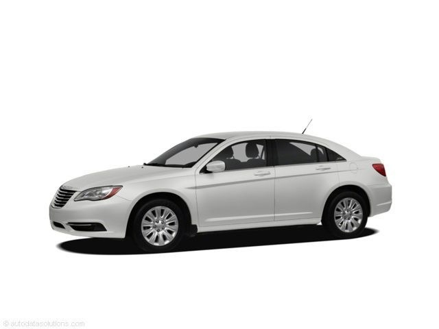 Photo Used 2011 Chrysler 200 Touring Sedan For Sale in New London  Near Norwich, CT