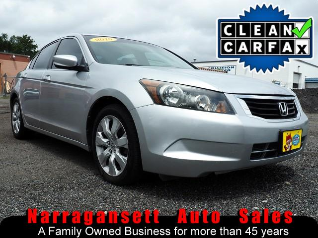 Photo 2010 Honda Accord Auto Air Full Power Leather Moonroof 123K