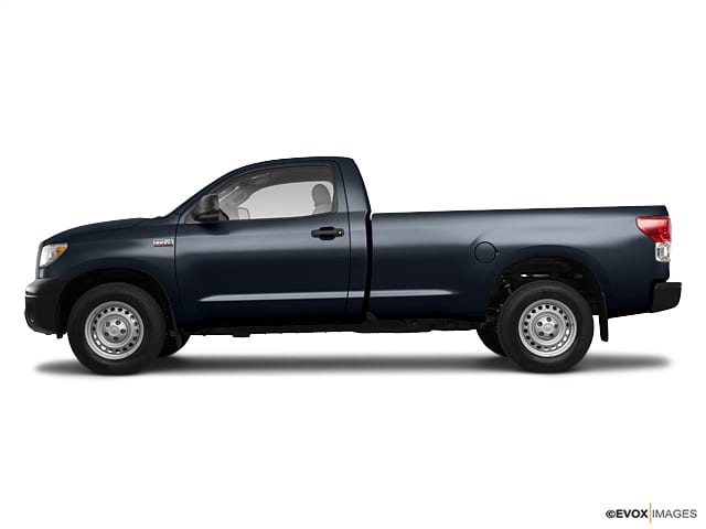 Photo 2010 Toyota Tundra Grade 2D Regular Cab