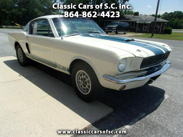 Photo 1966 Ford MUSTANG GT Shelby Clone