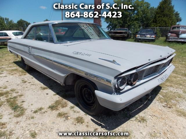Photo 1964 Ford Galaxie 500 Lite weight fenders, trunk lid and bumpers