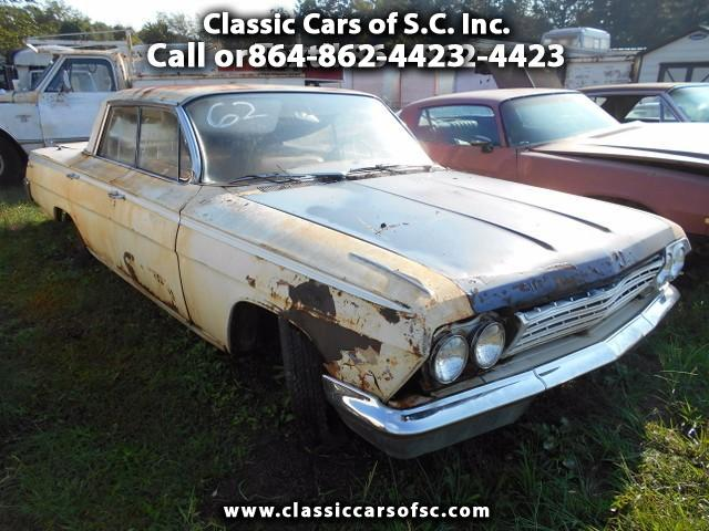Photo 1962 Chevrolet Impala 4-Door SportSedan