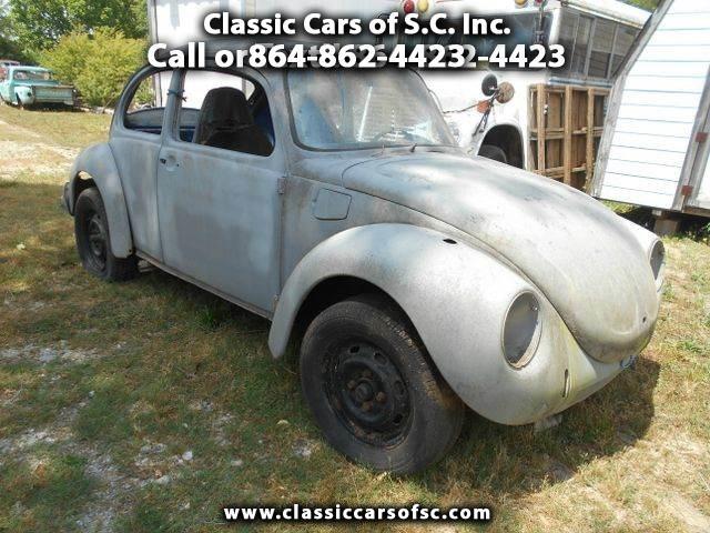 Photo 1972 Volkswagen Super Beetle Coupe