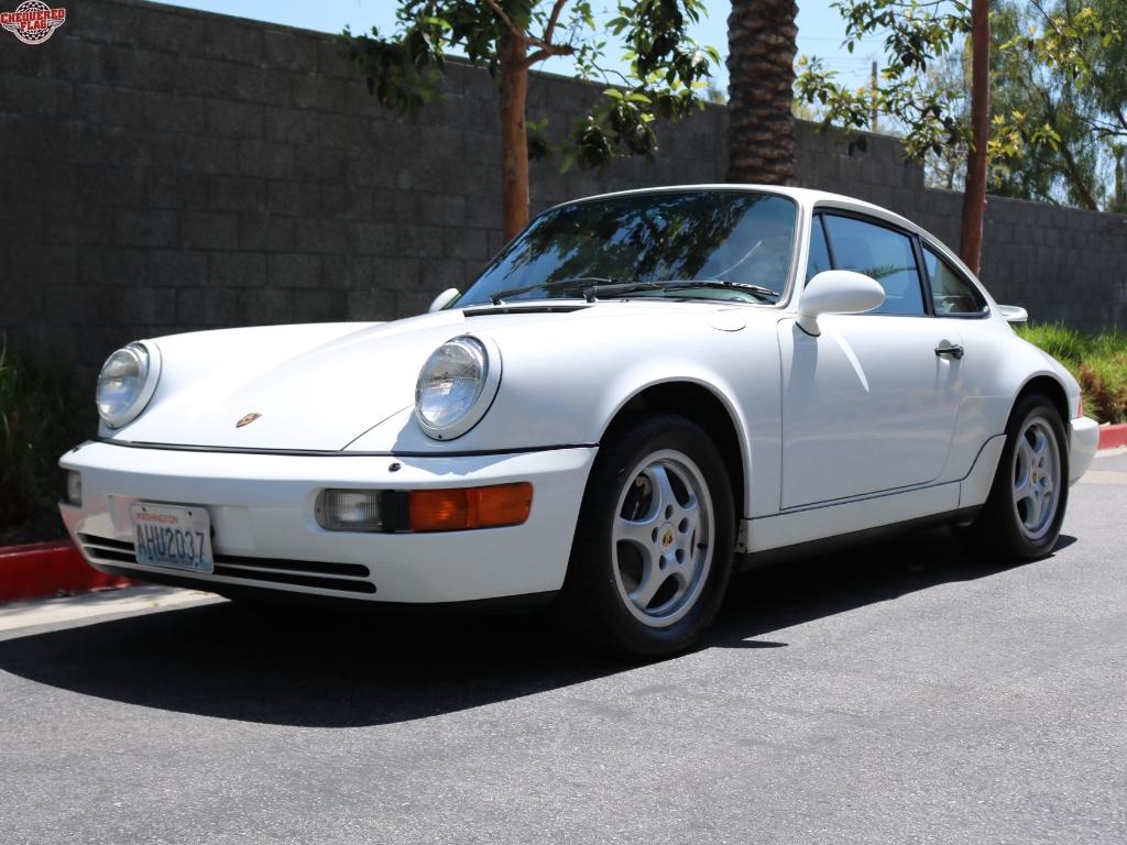 Photo 1993 Porsche 964 C4 Coupe