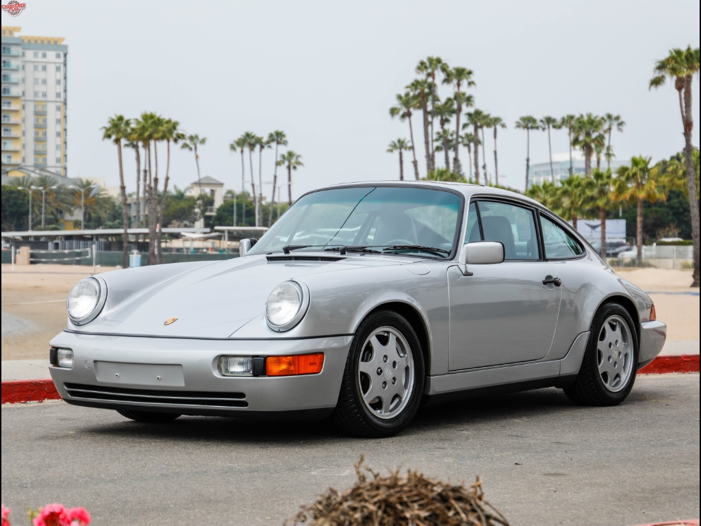 Photo 1990 Porsche 964 C4 Coupe