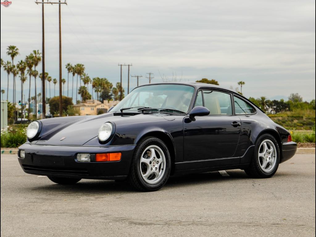 Photo 1994 Porsche 964 C2 Coupe