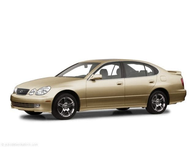 Photo Used 2001 LEXUS GS 300 For Sale Grapevine, TX