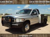 2007 Dodge Ram 3500 Regular Cab DRW 4WD