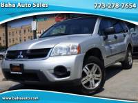 2006 Mitsubishi Endeavor LS AWD **Rear Entertainment System**