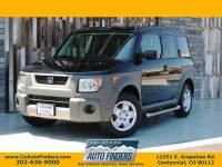 2005 Honda Element 2WD LX AT