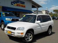 1999 Toyota RAV4 4WD 4dr 4-cyl 4-Spd AT (Natl)