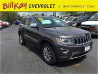 Pre-Owned 2016 Jeep Grand Cherokee Limited 4WD 4x4 Limited 4dr SUV