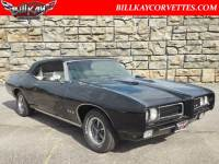 Pre-Owned 1969 Pontiac GTO Convertible Coupe