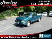 1997 GMC Sonoma Ext. Cab 4WD