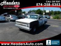 1986 Chevrolet C/K 10 Regular Cab 2WD
