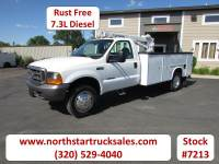Used 1999 Ford F-450 Service Utility Truck
