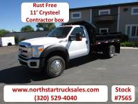 Used 2012 Ford F-450 Dump Truck