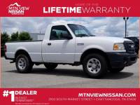 2009 Ford Ranger Truck Regular Cab 4x2 in Chattanooga, TN