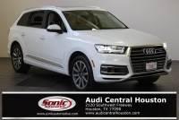 Used 2017 Audi Q7 3.0T Premium SUV in Houston, TX