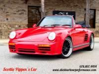 1988 Porsche 911 Turbo Cabriolet