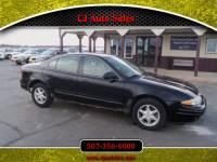 1999 Oldsmobile Alero GL Sedan