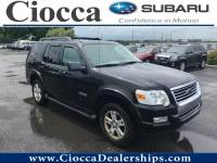 Used 2007 Ford Explorer XLT For Sale Allentown, PA