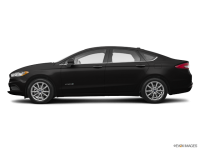 Used 2017 Ford Fusion Hybrid Platinum Sedan