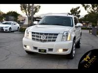 2012 Cadillac Escalade 2WD Platinum